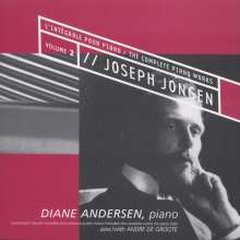 Joseph Jongen (1873-1953): Sämtliche Klavierwerke Vol.2, 3 CDs