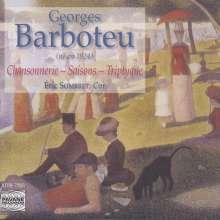 Georges Barboteu (1924-2006): Kammermusik, CD