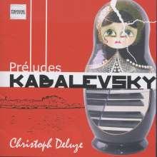 Dimitri Kabalewsky (1904-1987): 24 Prelues op.38, CD
