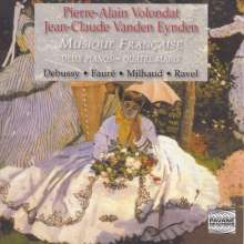Pierre-Alain Volondat & Jean-Claude Vanden Eynden,Klavier, CD