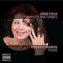 John Field (1782-1837): Nocturnes Nr.1-15, CD