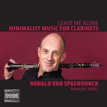 Ronald van Spaendonck - Minimalist Music for Clarinets, CD