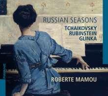 Roberte Mamou - Russian Seasons, CD