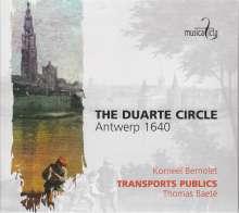 The Duarte Circle - Antwerp 1640, CD