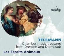Georg Philipp Telemann (1681-1767): Concerti, CD