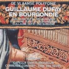 Flämische Polyphonie:Guillaume Dufay und Burgund, CD