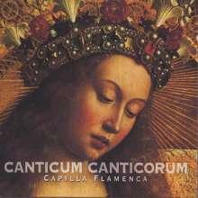 Capilla Flamenca - Canticum Canticorum, CD