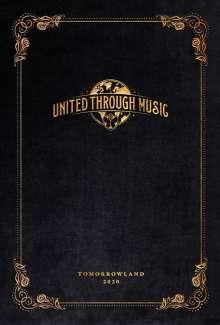 United Through Music: Tomorrowland 2020, 3 CDs
