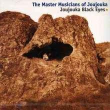 Master Musicians Of Joujouka: Black Eyes, CD