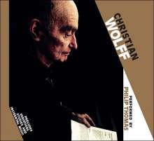 Christian Wolff (geb. 1934): Klavierwerke, 2 CDs
