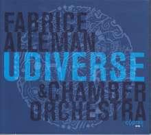 """Fabrice Alleman (geb. 1967): Kammermusik """"Udiverse"""", CD"""