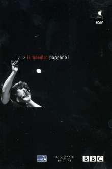 Antonio Pappano - Il Maestro Pappano, DVD