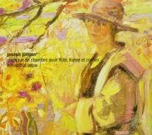 Joseph Jongen (1873-1953): Concerto a 5 op.71 für Harfe,Flöte,Streichtrio, CD