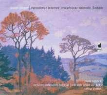 Joseph Jongen (1873-1953): Cellokonzert op.18, CD