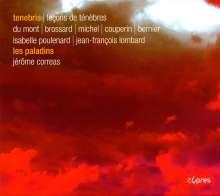Tenebis - Lecons de Tenebre, CD
