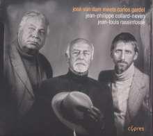 Jose van Dam meets Carlos Gardel, CD