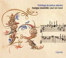 Huelgas Ensemble - L'Heritage de Petrus Alamire, CD