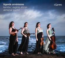 Akhtamar Quartet - Legende Armenienne, CD