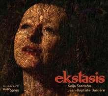 Jean-Baptiste Barriere (geb. 1958): Ekstasis für Stimme & Elektronik, CD