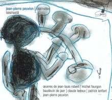Jean-Pierre Peuvion - Takshasila, CD