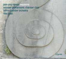 Jean-Paul Dessy (geb. 1963): Requiems, CD
