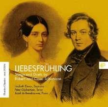 Liesbeth Devos & Peter Gijsbertsen - Liebesfrühling, CD
