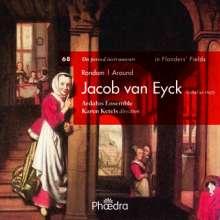 Jacob van Eyck (1590-1657): Kammermusik & Lieder, CD