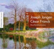 Joseph Jongen (1873-1953): 13 Präludien op.69, CD