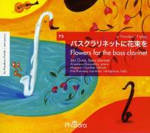 Jan Guns - Windows on the Bass Clarinet, CD