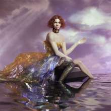 Sophie: Oil Of Every Pearl's Un-Insides (Red Vinyl), LP