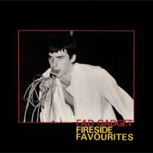 Fad Gadget: Fireside Favourites (Limited-Edition) (Gold Vinyl), LP