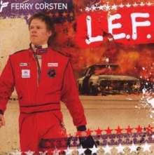 Ferry Corsten: L.E.F., CD