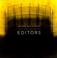 Editors: An End Has A Start, LP