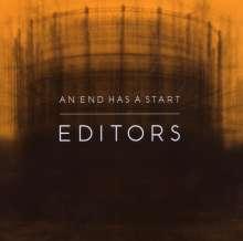 Editors: An End Has A Start, CD