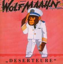 Wolf Maahn: Deserteure, CD