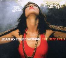 Joan As Police Woman: The Deep Field (Translucent Orange Vinyl), 2 LPs