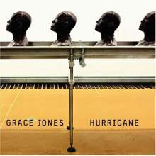 Grace Jones: Hurricane, CD