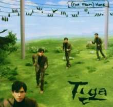 Tiga: (far From) Home, Maxi-CD