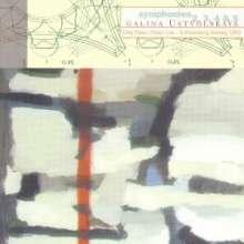 Galina Ustvolskaya (1919-2007): Symphonien Nr.2-5, CD