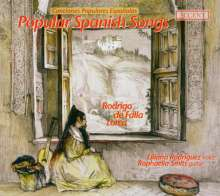 Liliana Rodriguez - Popular Spanish Songs, CD