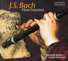 Johann Sebastian Bach (1685-1750): Flötensonaten BWV 1030,1032-1035, CD