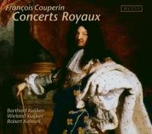 Francois Couperin (1668-1733): Concerts Royaux Nr.1 & 2, CD