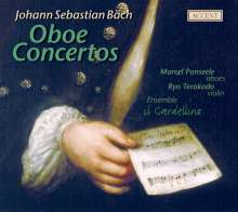 Johann Sebastian Bach (1685-1750): Oboenkonzerte BWV 1053,1055,1059,1060, CD