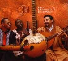 3 MA (Rajery, Ballake Sissoko & El Maloumi): 3 MA (Madagascar-Mali-Maroc), CD