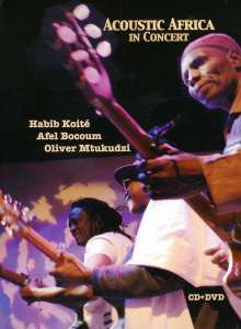 Habib Koite: Acoustic Africa In Concert (DVD+CD), 2 DVDs