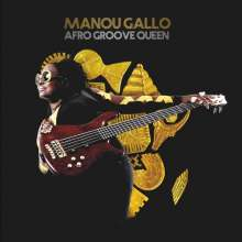 Manou Gallo: Afro Groove Queen, LP