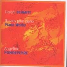Florent Schmitt (1870-1958): Klavierwerke, CD