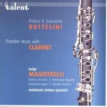 Luigi Magistrelli - Pietro & Giovanni Bottesini, CD