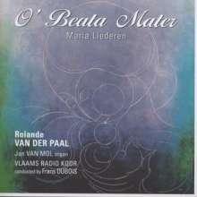 Rolande van der Paal - O' Beata Mater, CD