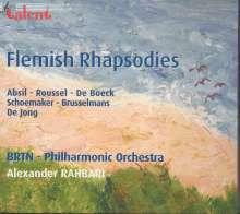 Flemish Rhapsodies, CD